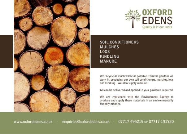 logs flyer