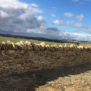 dry stone walling